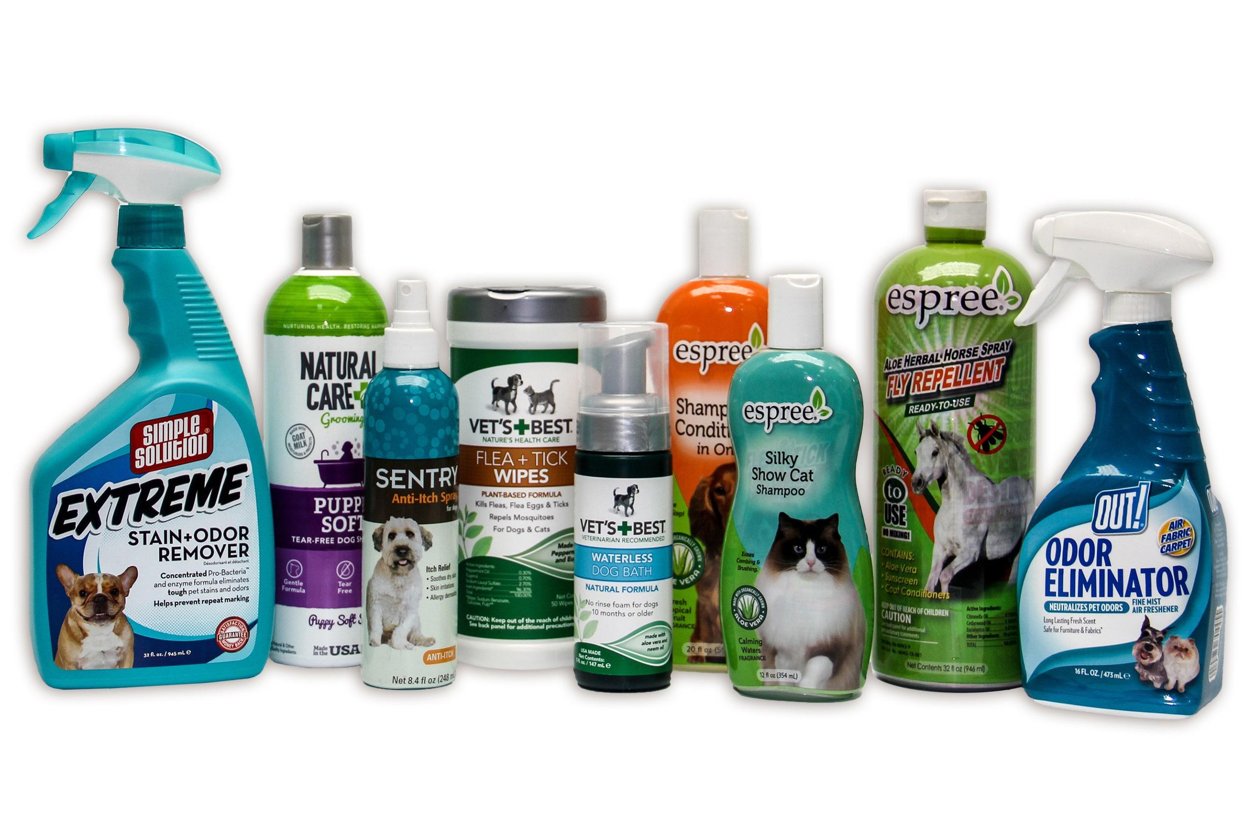 Pet Product labels