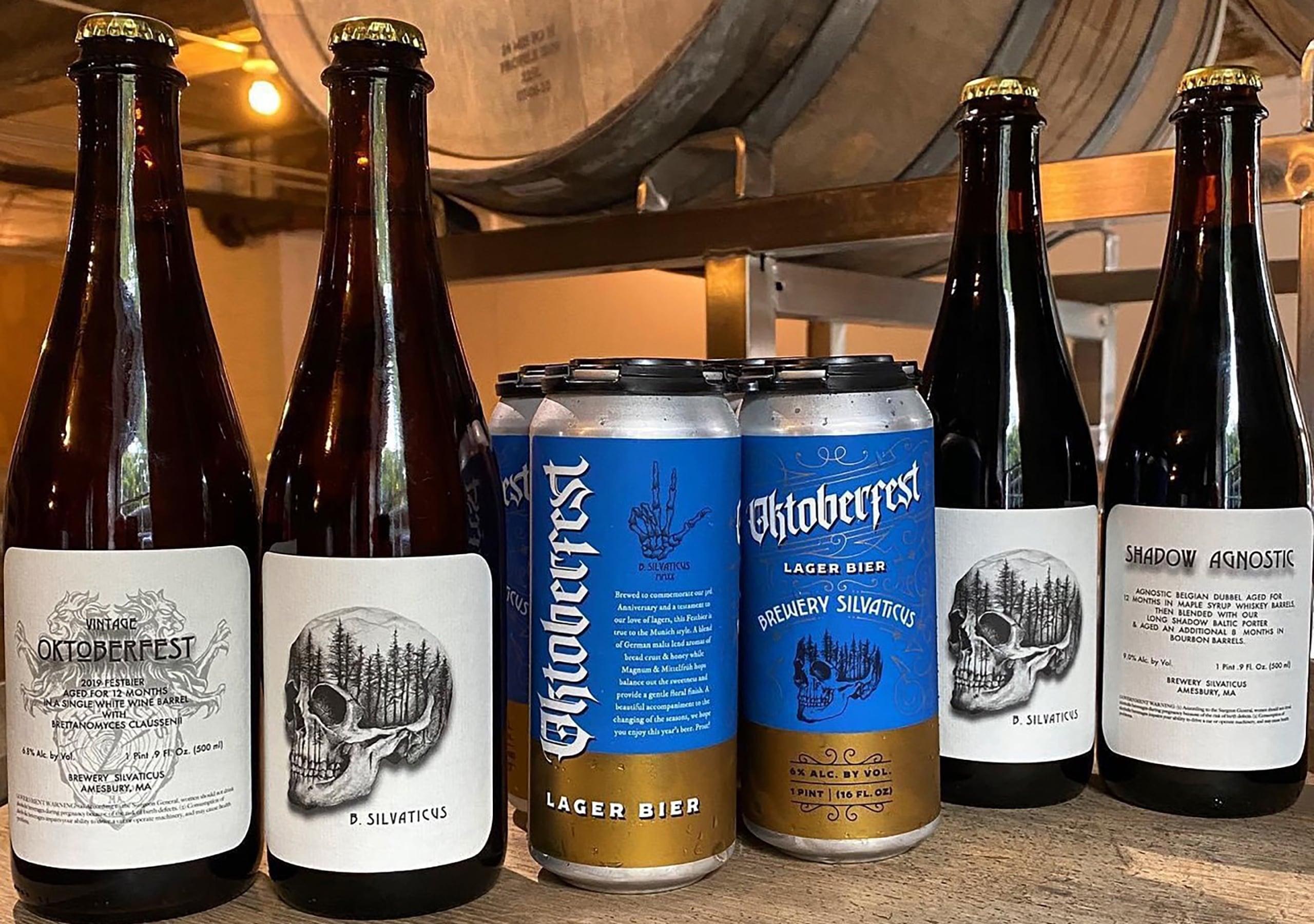 Craft Beer, Wine & Spirits labeling