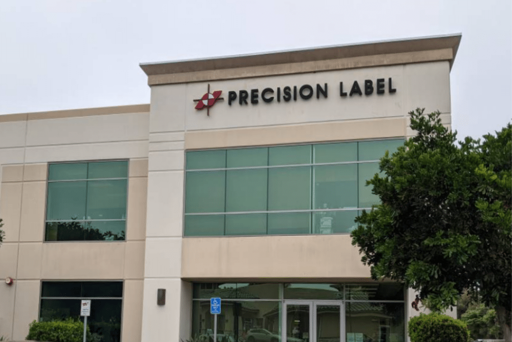 Precision Label